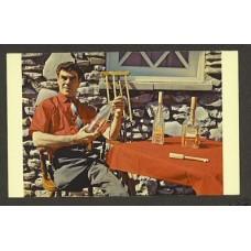 436 - Jesse Jackson Chair in a Bottle