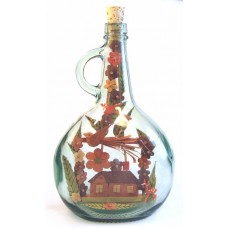 486 - Beiler Whimsey Scene in a Bottle