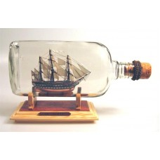"554 - Ship of the Line ""St Paul"" in a Bottle"