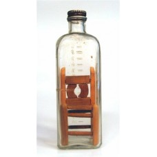 584 - Bell Chair in bottle