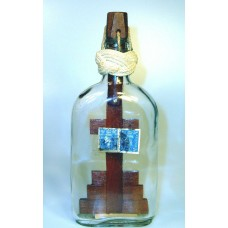 702 - Merchant Navy Memorial Bottle