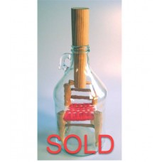 741 - Jesse Jackson Chair in bottle - SOLD