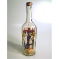 987 - Crucifixion Scene in a Bottle
